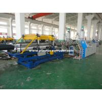 Buy cheap HDPE Double Wall Pipe Extrusion Machine , DWC Pipe production line product