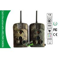 Buy cheap Outdoor Digital 850nm IR Game Scouting Camera With 12 Megapixel CMOS from wholesalers