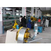 Buy cheap Gear Driving Rolling Shutter Strip Forming Machine6~8m/min Galvanized Steel from wholesalers