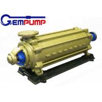 Buy cheap DL series vertical Multistage High Pressure Pumps stainless steel Material from wholesalers