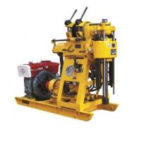 Buy cheap Hydraulic Portable 200m Water Well Drilling Rig Machine For Soil Sample from wholesalers