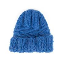 Buy cheap Women Latest 100% wool Knit beanie hat in fashion design from wholesalers