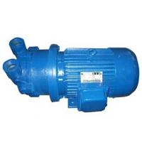 Buy cheap Single Stage Water Ring Vacuum Pump used for Vacuum Concentration from wholesalers