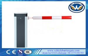 Buy cheap WONSUN Toll Barrier Gate Fast Speed Heavy Duty 24Hrs Without Stop product