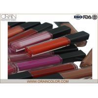 Lightweight 5ml Volume Cosmetics Lip Gloss Waterproof Lip Gloss