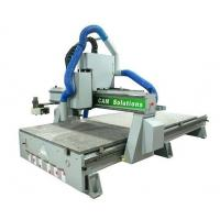 Buy cheap Air Cooling CNC Door Making Machines , DSP System WPC Board Machine from wholesalers
