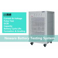 Buy cheap 4 Channel High Power Battery Capacity Tester 20V / 50A Fast Current Conversion from wholesalers