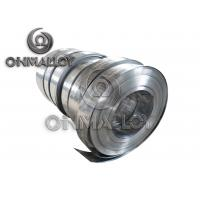 Buy cheap OhmAlloy-4J36 Strip Low Expansion Alloys Oxy Acetylene Welding / Electric Arc Welding from wholesalers