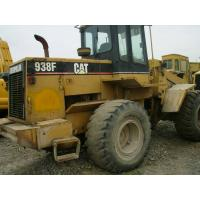 Buy cheap used wheel loader carterpillar loader cat938f from wholesalers