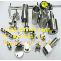 Buy cheap Precision CNC Machined Part, Made of Aluminum Alloy, OEM/ODM Orders Accepted from wholesalers