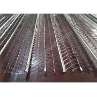 Buy cheap 610mm Width Galvanised Metal Mesh Lath V Type Structure 1-3m Length from wholesalers