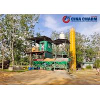 Buy cheap Commerial Hopper Type Concrete Mixing Plant , Ready Mix Cement Plant product
