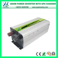 Buy cheap 4000W Modified Solar Power Inverter with UPS Charger (QW-M4000UPS) from wholesalers