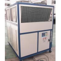 Buy cheap 3N / 415V / 60HZ 70000Kcal/h Cooling Capacity Air Cooled Injection Moulding Machine Chillers 5C Temp Outlet from wholesalers