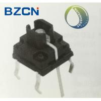 Buy cheap IP67 Washable Illuminated Tactile Switch High Precision Mechanism Design from wholesalers