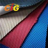 Buy cheap Auto Upholstery Home Textile Fabric 100% Polyester Air Mesh Fabric product