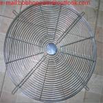 Buy cheap steel wire fan cover/16'(443-447mm)fan parts/fan guard grill/condenser fan guard /air conditioner fan covers from wholesalers