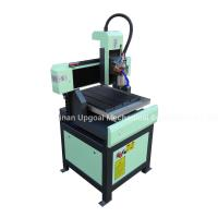 Buy cheap 300*300mm Small Metal CNC Engraving Cutting Machine for Copper Aluminum Steel from wholesalers