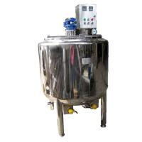 Buy cheap chocolate melting tank chocolate tank stainless steel tank electric heating tank from wholesalers