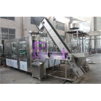 Non Gass Liquid Bottle Filling Equipment 7.5kw 3200 * 2580 * 2000
