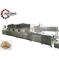 Buy cheap 1 year Warranty Turnkey Service Microwave Small Fish Drying Equipment product