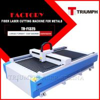 Buy cheap Triumphlaser sheet metal cutting machine stainless steel fiber laser cutting machine laser cutter for iron sheet from wholesalers
