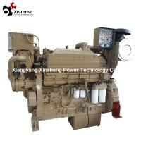 Buy cheap CCEC Cummins Marine Diesel Engines KTA19-M600 600HP For Commercial Boats Propulsion Power from wholesalers