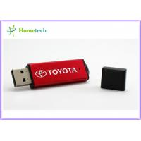Buy cheap TOYOTA Customized Plastic 2GB Pendrive product