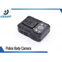 Buy cheap GPS Law Enforcement Body Camera Small Police Using Body Camera with Night Vision from wholesalers