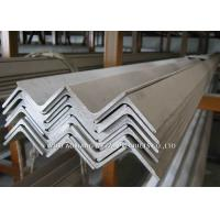 Buy cheap 201 Stainless Steel Equal Angle / Unequal Angle Steel High Tensile Strengths from wholesalers