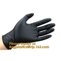 Buy cheap Free sample biodegradable custom powder free disposable 9 mil nitrile glove,diamond texture disposable Nitrile gloves from wholesalers