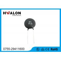 Buy cheap UPS Power / Electronic Circuit NTC Type Thermistor Inrush Current Limiter 10D9 product