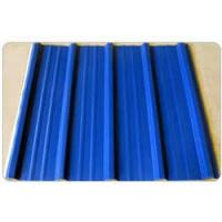 Buy cheap Trapezoid Colored Metal Roofing Material from wholesalers