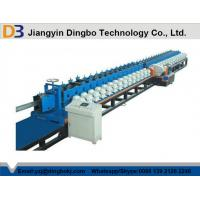 Buy cheap Automatic Door Frame Roll Forming Machinery With Punching Metal Cr12 from wholesalers