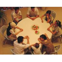 Buy cheap wholesale 5 foot round folding table/5 ft round folding banquet table from wholesalers