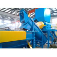 Buy cheap Pp Pe Film Recycling Line / Plastic Waste Recycling Machine High Speed from wholesalers