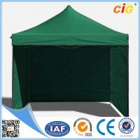 Buy cheap New 3x3M Green Premium POP UP Outdoor Folding Gazebo Tent Market Party Marquee from wholesalers