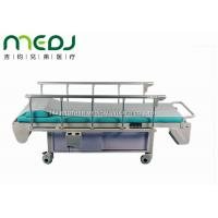 Multifunctional Ultrasound Examination Table , Patient Exam Table With Protec Guardrail