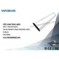 Buy cheap Hotel Suspension Led Linear Lighting  Fixture  AC100-240V 3100LM from wholesalers