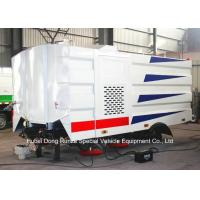 Buy cheap Road Sweeper Custom Truck Bodies For Truck Wheelbase 3360mm 3800mm 4500mm from wholesalers