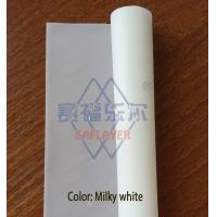 Buy cheap 0.38mm Milky white color PVB film for laminated glass from wholesalers