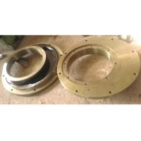 Buy cheap F11 F51 F44 F53 F22 F6NM Forged Forging Steel CNC machined Turned Milling Turning machining Labyrinth eccentric flanges from wholesalers
