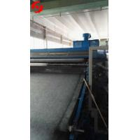 Buy cheap High Stndard 3m Nonwoven Production Line For Geotextile Filter Fabric Making from wholesalers