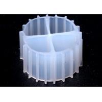 Buy cheap MBBR Bio Media Super Decarburization , Ammonia Nitrogen  Removal Capacity product