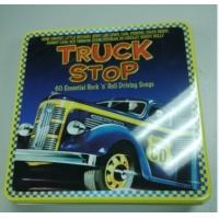 Buy cheap wholesale music cd tin box with hinge product