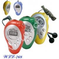 Buy cheap FM MINI Radio with CLOCK(WLL-768) from wholesalers
