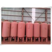 Buy cheap Red Color Water Pump Diaphragm Pressure Tank For Water Supply System High Building from wholesalers