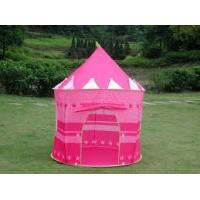 Buy cheap child tent children tent play tent playing tent kids tent princess tent cascle tent from wholesalers