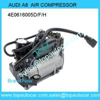Buy cheap Air suspension Compressor  for Audi A8 D3 4E–6/8 Cylinder from wholesalers