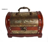 Buy cheap Antique Wooden Treasure Chest(Gift Box) (HS09084) from wholesalers